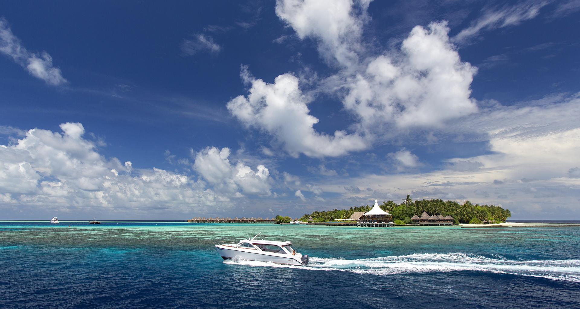 Maldivas en Star Wars
