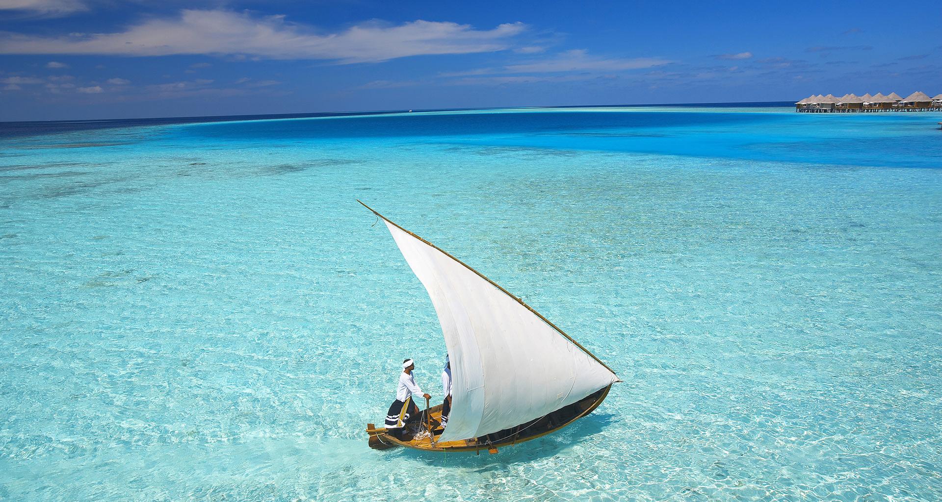 Cuestión de playas: Maldivas y sus 1200 posibilidades ©Baros Maldives.