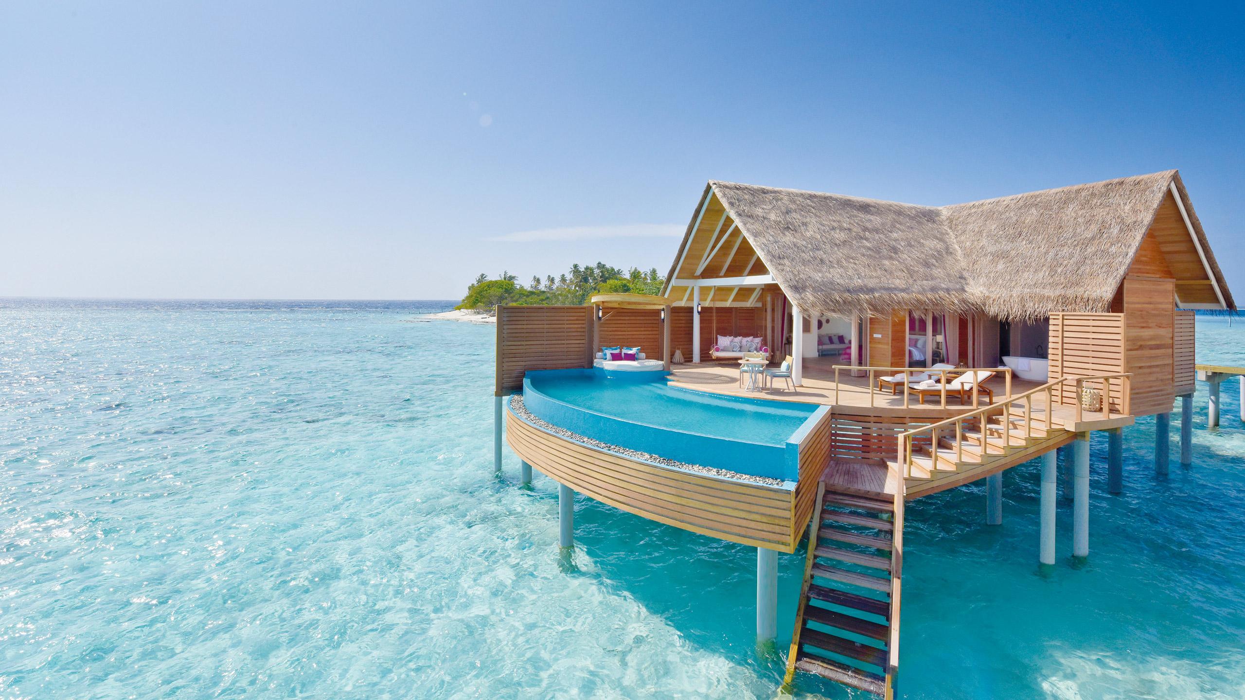 Viajar a maldivas maldivas hoteles que te enamorar n - Hotel las gaunas en logrono ...
