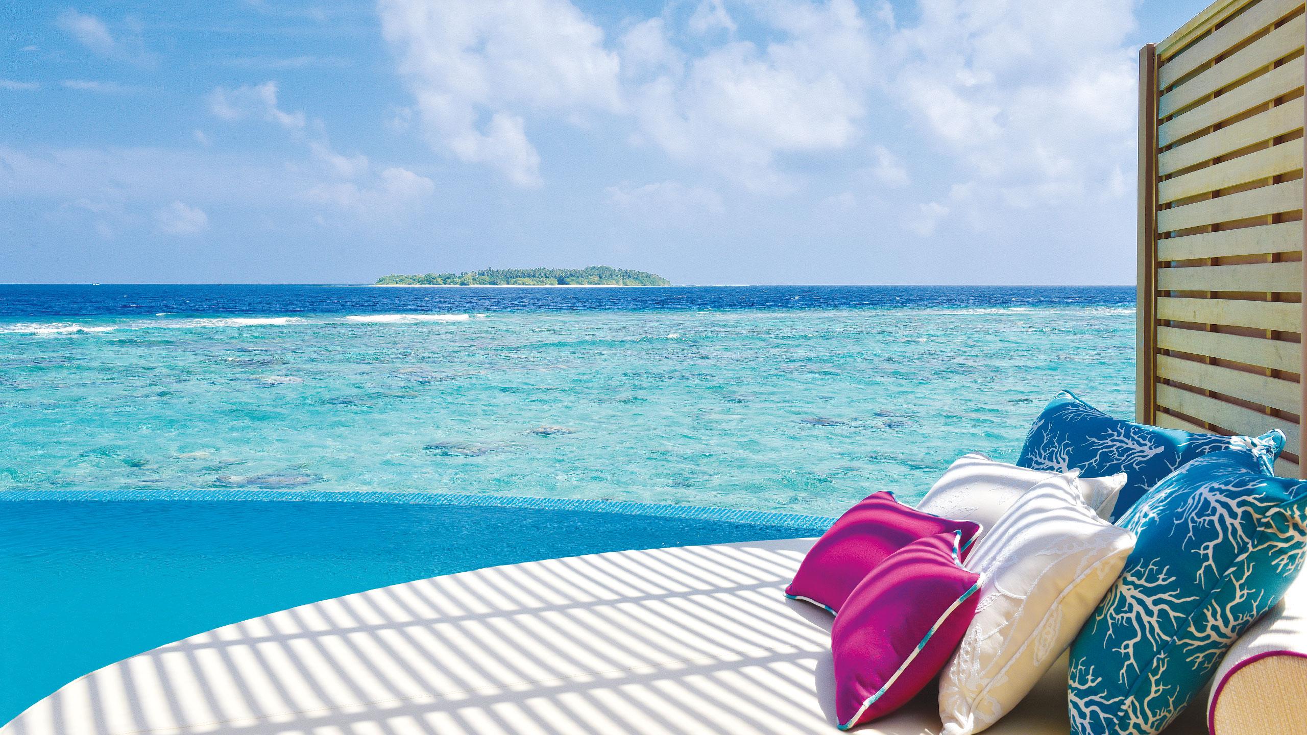 Tailandia y Maldivas, lugares ideales para tu luna de miel.