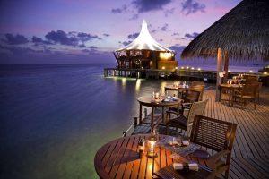 Qué comer en Maldivas