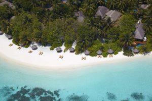 El calendario del tiempo en Maldivas