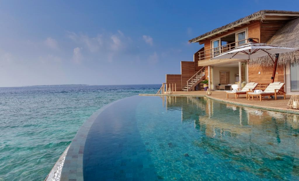 Villas exclusivas de Maldivas