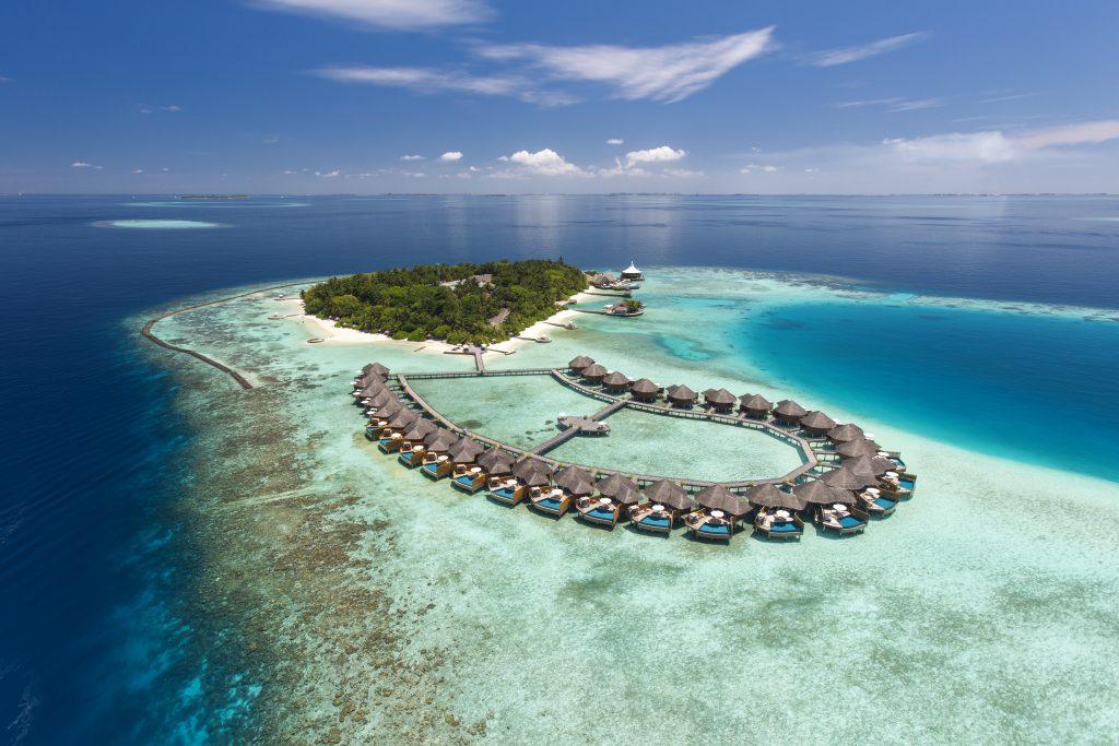 Panorámica de Baros Maldives